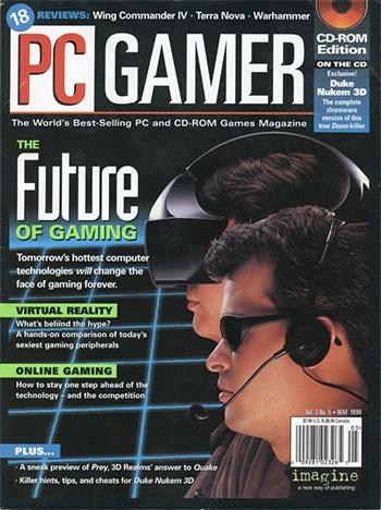 1996: PC Gamer